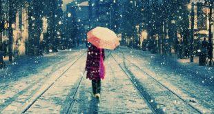 بنات في المطر , حكايات فتيات تحت قطرات الشتاء