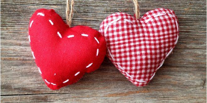 صورة صور قلوب hd , خلفيات قلب حمراء علي الفون