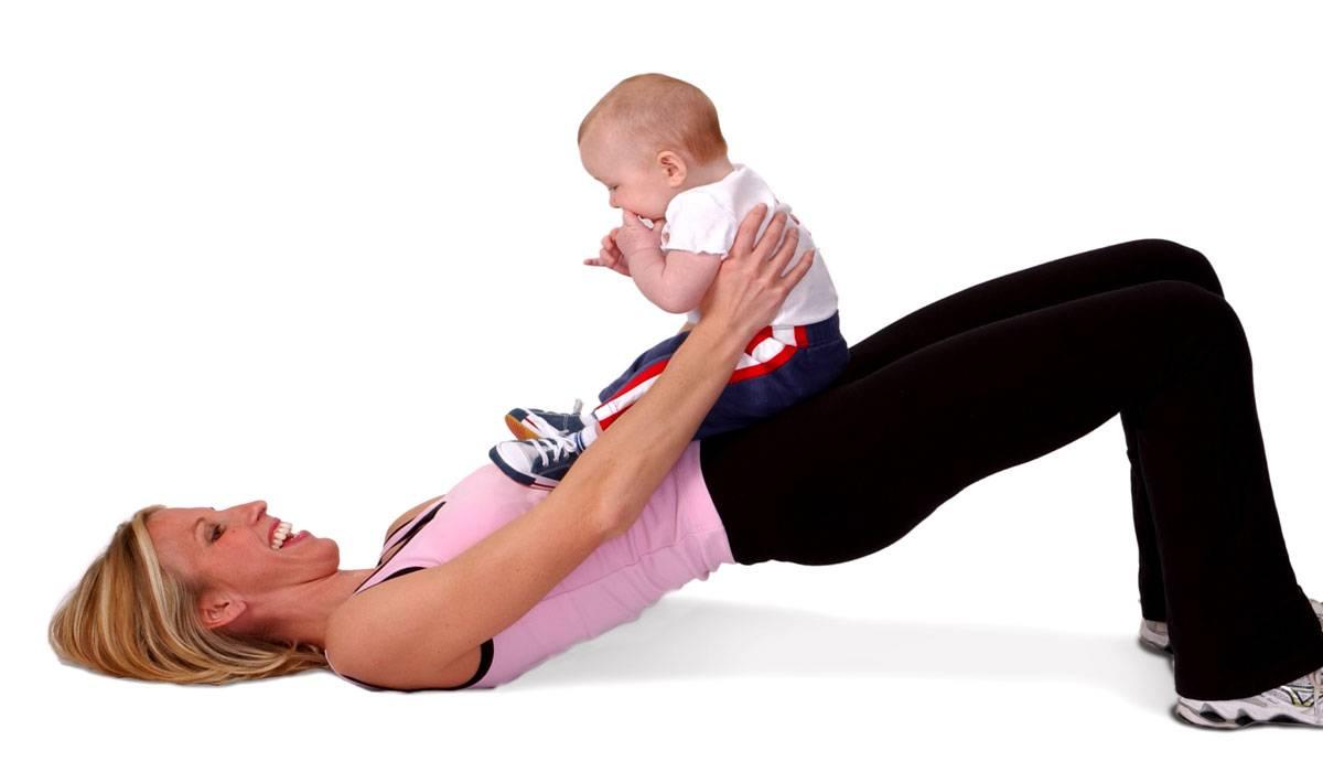 صورة التخلص من الكرش بعد الولادة , تمارين البطن للتخلص من الترهلات