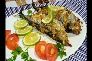 صورة طريقة عمل سمك التونة , طبخ التونة في الفرن