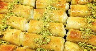 صورة حلويات عراقية سهلة , زنود الست و جمالها