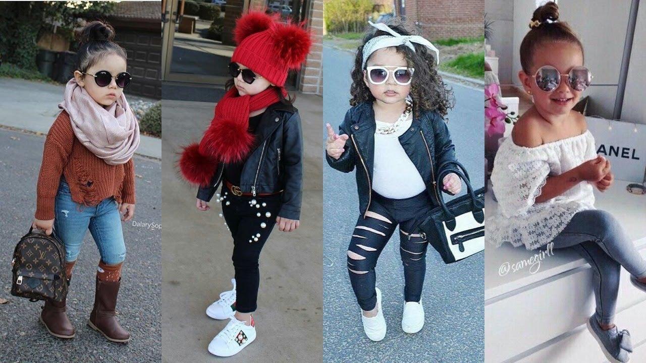 صورة لبس اطفال بنات , ملابس بنوتك على اخر موضة 3238 2