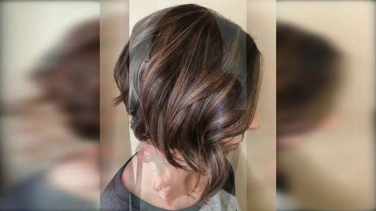 صورة صبغات جديده للشعر , موضة الوان الشعر لعام 2020 3353 4