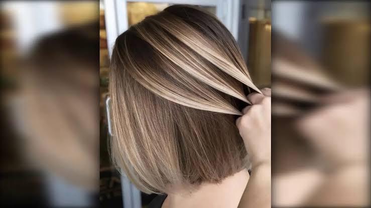 صورة صبغات جديده للشعر , موضة الوان الشعر لعام 2020 3353 9