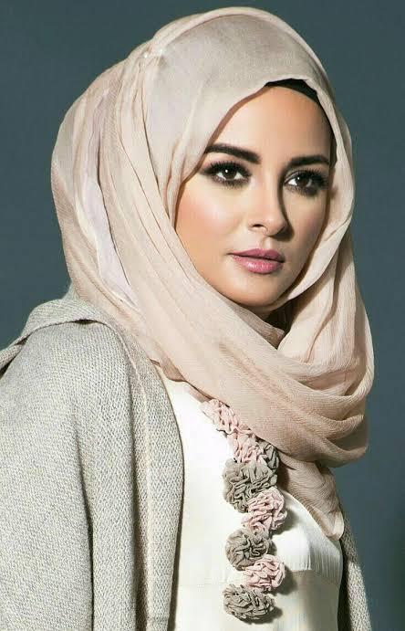 صورة صور لبنات محجبات جميلات , الحجاب جمال وليس تخلف