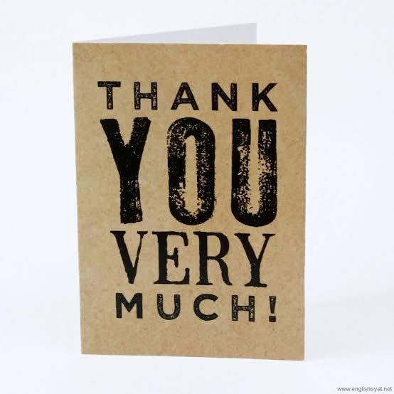 صورة رسالة شكر لشخص قدم لك معروفا , تقديم الشكر والامتنان