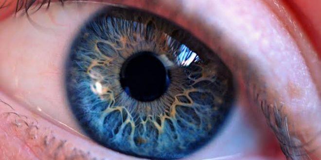 صورة العيون الزرقاء في المنام , شفت عيون زرقاء في حلمي معناها ايه
