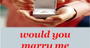 صورة هل تتزوجيني بالانجليزي , لحظة مليئة بالحياة والحب