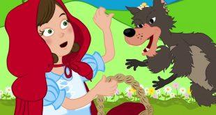 صورة قصص اطفال ليلى والذئب , قصص مفيدة للطفل قبل النوم