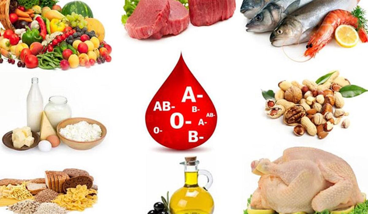 صورة رجيم فصائل الدم , اعرف فصيلة دمك بتخبي اي