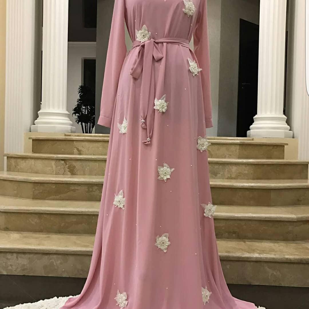 صورة موديلات حجابات جزائرية للبنات , تشيكلات عصرية للفتيات في الجزائر 599 2