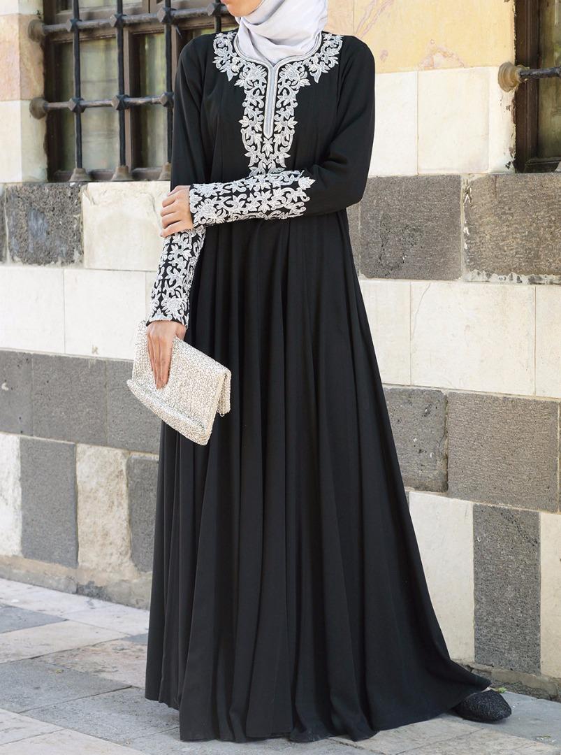 صورة موديلات حجابات جزائرية للبنات , تشيكلات عصرية للفتيات في الجزائر 599 7