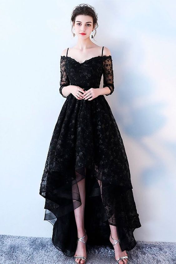 صورة تفسير حلم لبس الاسود , الفستان الاسود فى الرؤى و الاحلام