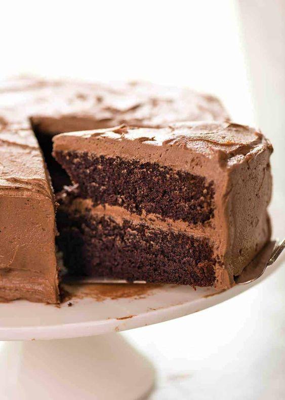صورة وصفة كيك الشوكولاتة , طريقة سهلة و سريعة لعمل كيك بالشيكولاتة 6507 1