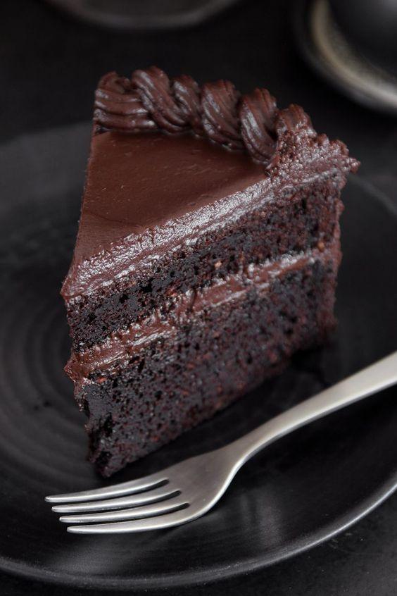 صورة وصفة كيك الشوكولاتة , طريقة سهلة و سريعة لعمل كيك بالشيكولاتة 6507 4