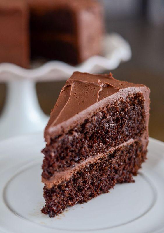 صورة وصفة كيك الشوكولاتة , طريقة سهلة و سريعة لعمل كيك بالشيكولاتة 6507