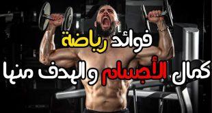 صورة افضل تمارين كمال الاجسام , اهم فوائد الرياضة على الجسم