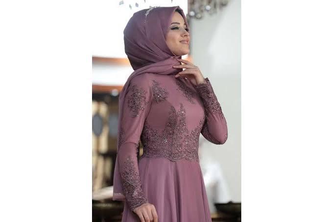 صورة لفات طرح سواريه بسيطة , تألقي بحجابك في مناسباتك المميزة 3314 19
