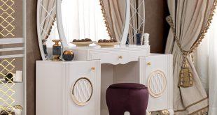صورة تسريحات غرف نوم جديده, الدقة والحداثة في تسريحة لغرفة النوم