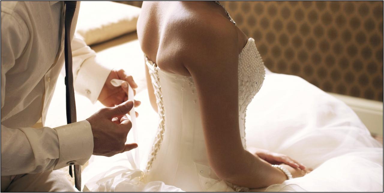صورة ليلة الدخله في الزواج بالصور , شروحات ليوم الزفاف برمزيات معبرة