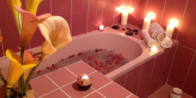 صورة استحم فى حلمى بملابسى , الحمام المغربي في المنام