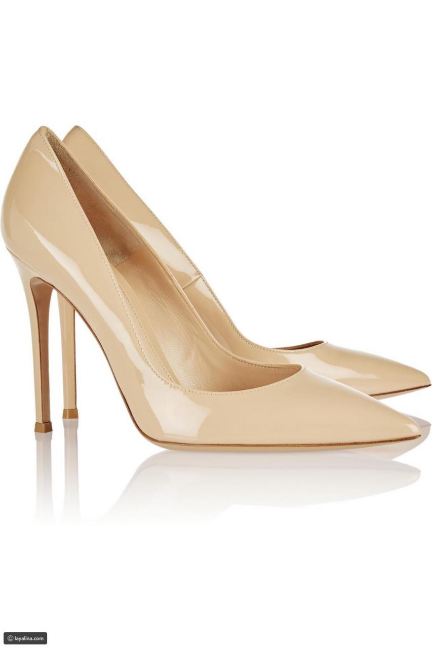 صورة تفسير حلم حذاء ذهبي كعب 2692 1