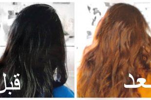 صورة طريقة صبغ الشعر بالمنزل 6447 2 310x205